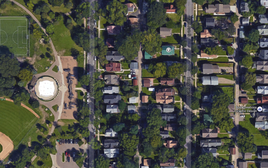 You See Your House From Space So Who Are Your Blog
